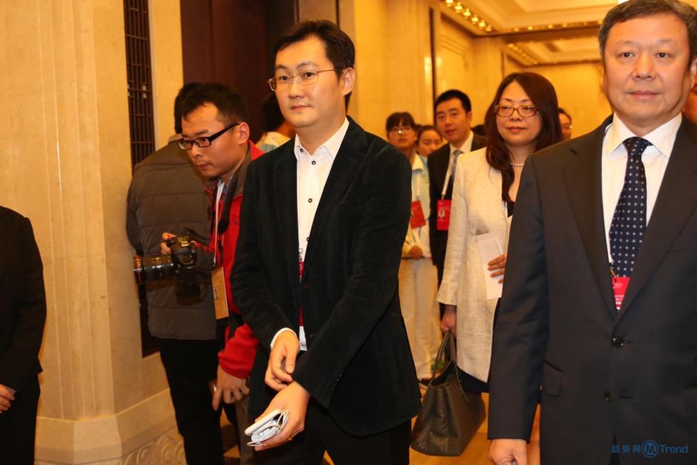 世界互联网大会人物:马云 马化腾 李彦宏