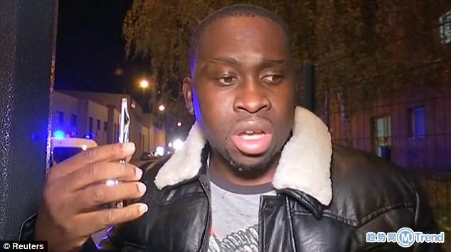 巴黎恐怖袭击爆 炸案三星手机救命立功