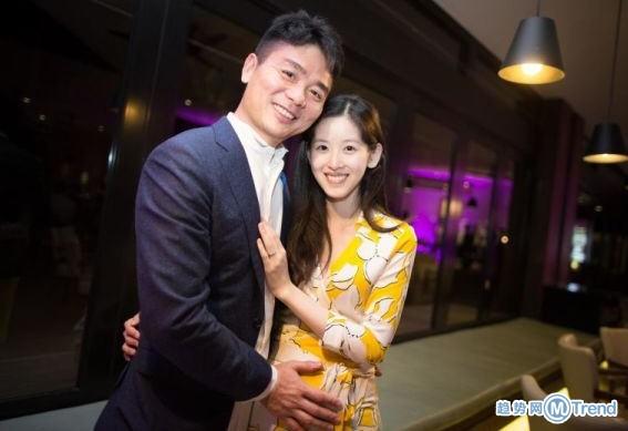 刘强东娶奶茶妹章泽天后更失斗志 双十一再败阿里