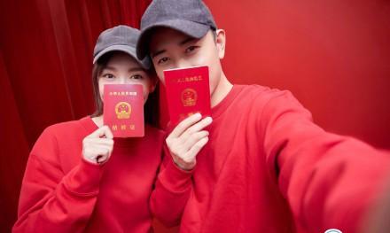 唐嫣罗晋结婚 超美照片分享