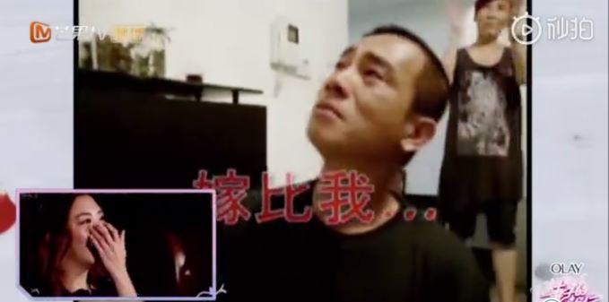 陈小春求婚视频曝光:铁骨柔情,陈小春!