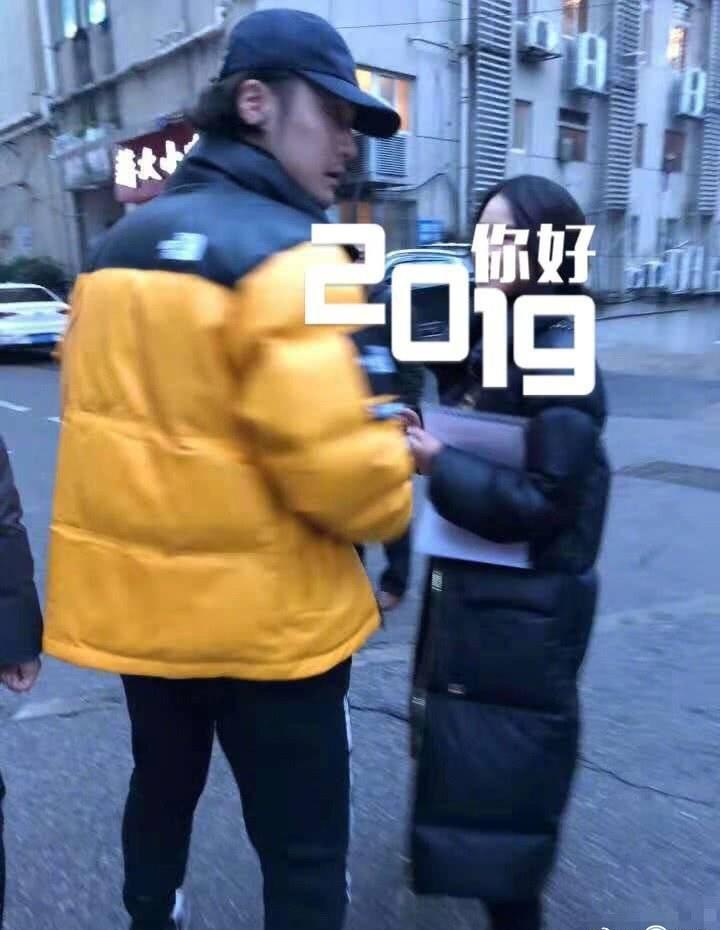 蒋劲夫家暴拘留近一月  现今恢复自由身在街头被偶遇