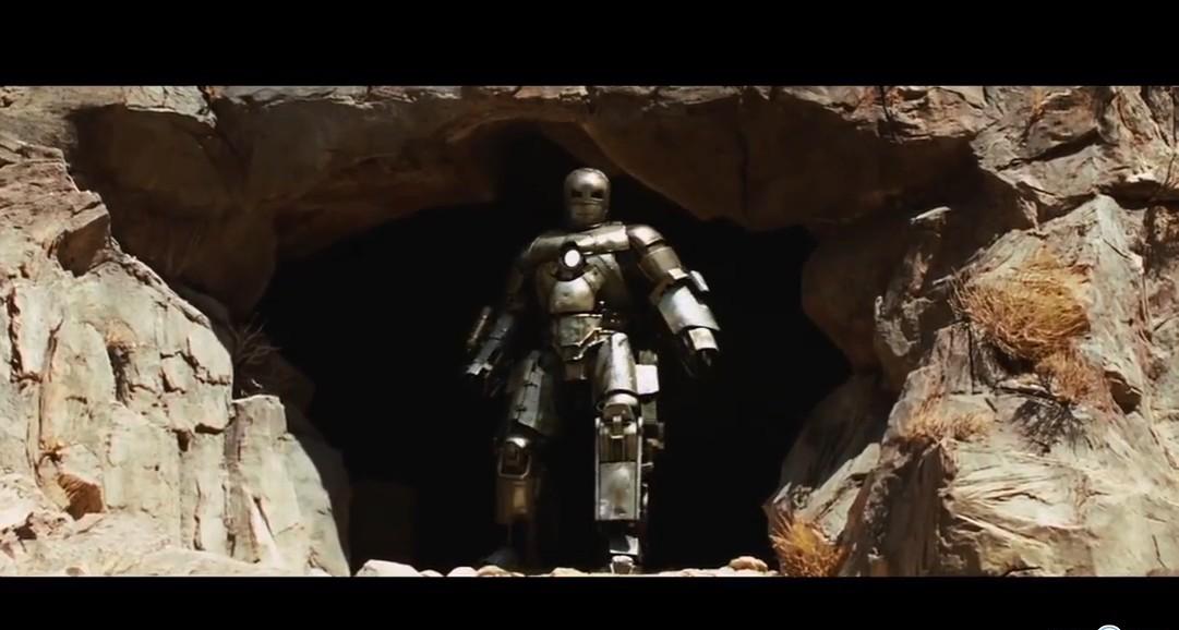 复仇者联盟观影铺垫:钢铁侠