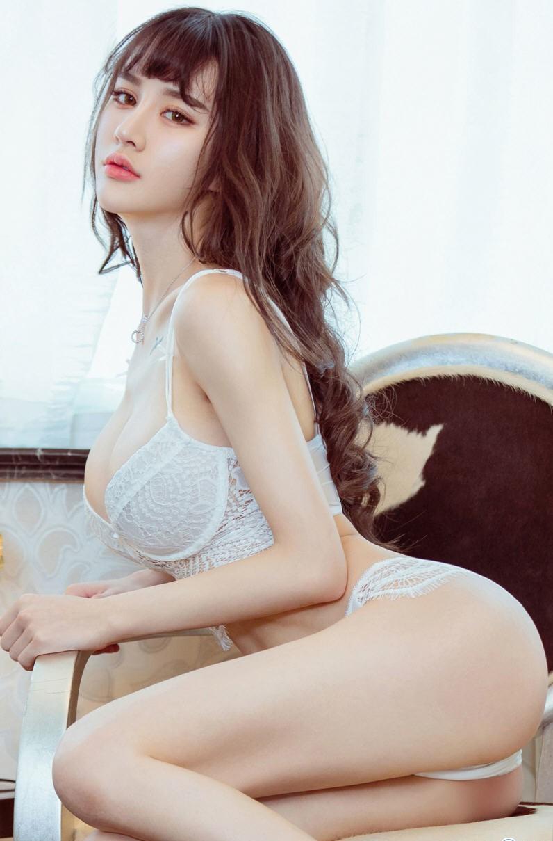 性感网红Cheryl青树人 体艺术写真无圣光全集