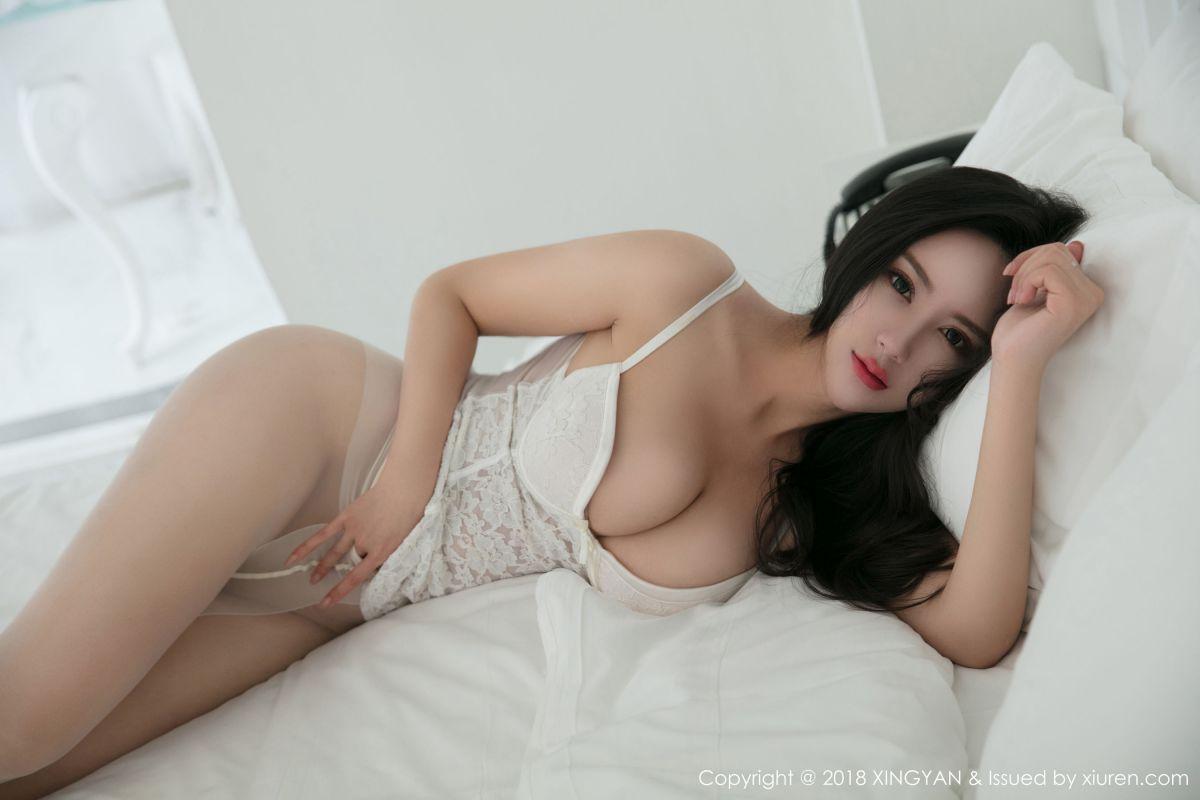 诱人女神姚沐迪木有圣光写真专辑