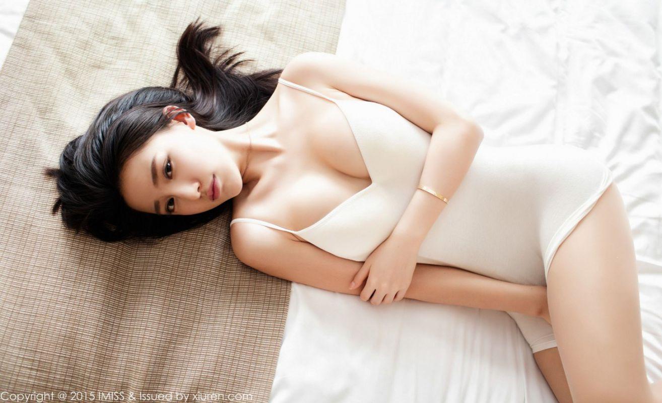 诱人美女刘奕宁木有圣光经典写真
