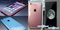 新旧一代iPhone外观配置参数对比:苹果6s iPhone6sPlus