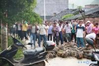 热点:民警执法遭两百人追打 美女网红商场内遇害