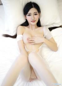 沈梦瑶裸体人体艺术写真 VS 宅兔兔无圣光不打码性感照片